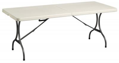 Buddi 183cm Folding Table (Computer Grey)