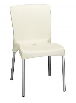 Cafe Chair - Lemon Meringue