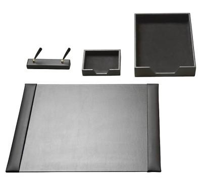 LEATHER Desk Set2