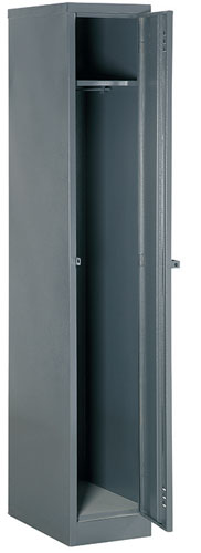 single-compartment-locker-grey